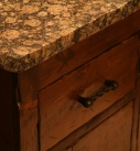 Marble Counter Detail