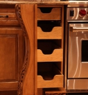 Kitchen Hidden Storage