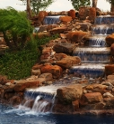 Waterfall Entry